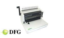 DFG Comb Binding Machines