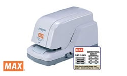 Max Electric Staplers