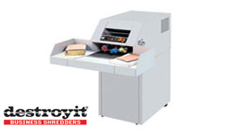Destroyit Industrial Paper Shredders