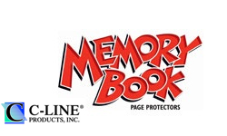 C-Line Memory Book Scrapbooking Products