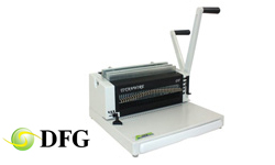 DFG Wire Binding Machines