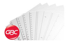 GBC Brand Pre-Punched Paper