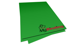 Gamma Green Unpunched Paper