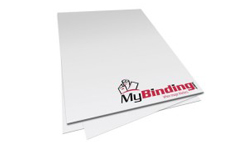 24lb UnPunched Binding Paper