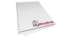 A4 Size Pre-Punched Paper