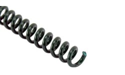Dark Green Spiral Binding Coil