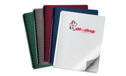 UV Printed Grain Binding Covers