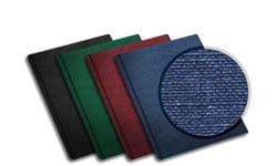 MasterBind Classic Linen Hard Covers