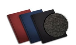 MasterBind Premium Leather Hard Covers