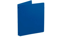 Royal Blue Poly Ring Binders