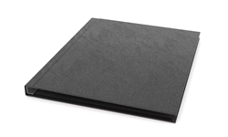 Channel Binding Leatherette Hard Covers