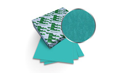 Terrestrial Teal Astrobrights Covers