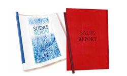 Binding Bars & Report Covers