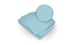 Beautiful Blueberry Card Stock Covers