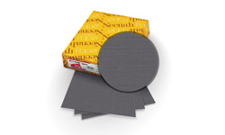 Charcoal Classic Linen Covers
