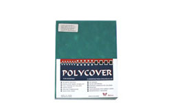 Holographic 3D Green Poly Binding Covers