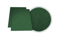 Green Linen Weave Covers