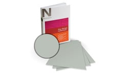 Pearlized Silver Metallics Covers