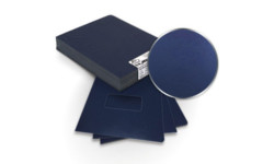 Blue Binding Covers