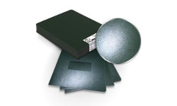Green Binding Covers