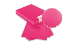 Pink Binding Covers