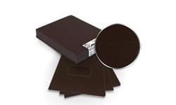 Brown Regency Leatherette Covers