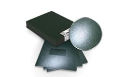 Dark Green Regency Leatherette Covers