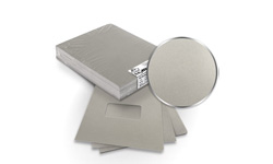 Light Gray Regency Leatherette Covers
