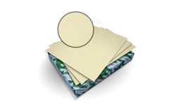 Ivory Royal Linen Binding Covers