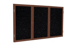 Indoor Enclosed Rubber Tackboards