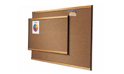 Colored Cork Board
