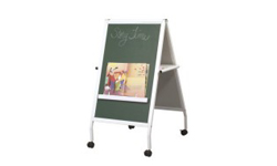 Presentation Easels with Chalkboard