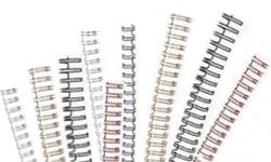 Custom Cut Twin Loop Wire Elements