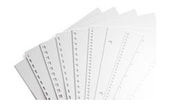 Prepunched Paper