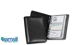 Samsill Business Card Holders and Binders