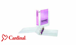 Cardinal BasicSelect Ring Binders