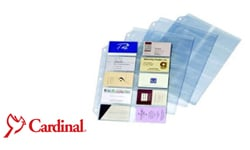 Cardinal Ring Binder Accessories