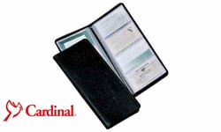 Cardinal Business Card Holders