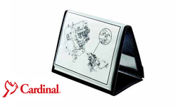 Cardinal Easel Binders and Books