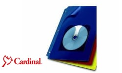 Cardinal Self-Stick Binder Pockets