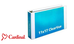 Cardinal Tabloid Size Ring Binders
