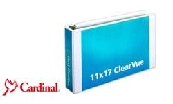 Cardinal Tabloid Size Ring Binders