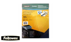 Fellowes Crystals Clear Binding Covers