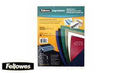 Fellowes Premium Linen Covers
