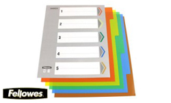 Fellowes Index Tabs