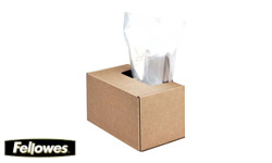Fellowes Paper Shredder Bags