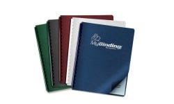 Foil Printed Grain Binding Covers