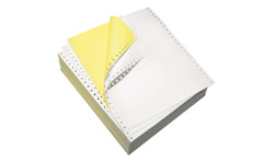 Carbonless Computer Papers