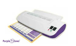 Purple Cows Laminators