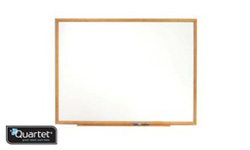 Quartet Non-magnetic Whiteboards